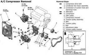 auto ac compressor wiring diagram auto wiring diagrams similiar car ac parts diagram keywords