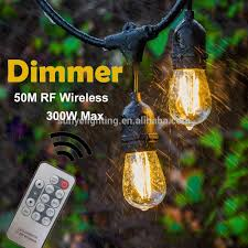 Outdoor Led String Lights With Remote Control Outdoor Dimmable String Lights Wireless Remote Control Outdoor Led String Lights Buy String Lights Product On Alibaba Com