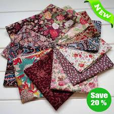 60 best Patchwork & Quilting Fabric images on Pinterest ... & Aliexpress.com : Buy New Arrival~! Free Shipping 12piece/set Vintage  Bordeaux Adamdwight.com