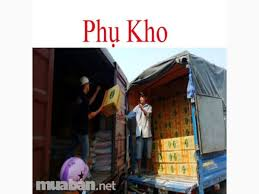 Tuyển lơ xe tải và phụ kho bánh kẹo lương phát theo ngày 600/ ngày