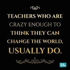 Quotes About Teachers Gorgeous The Best Quotes To Celebrate World Teachers' Day Zululand Observer