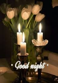Good Night Quotes Beautiful Candles Candles Candle Lanterns