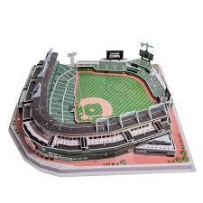 Chicago Cubs 3d Wrigley Field Puzzle