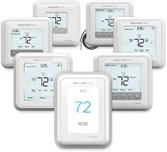 Honeywell Thermostat Cross Reference Chart T Series Family Honeywell Home Forward Thinking