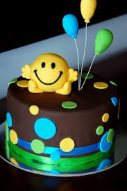 Mr Happy Cake Cakecentralcom