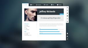 5 Best Responsive Resume And Cv Templates In 2014 Awesome