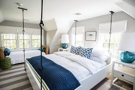 Blue Beach Bedroom Ideas 3