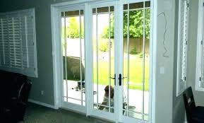 replacing glass door change sliding glass door to french door cost to install patio door replacement