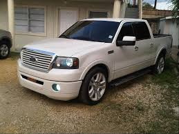Limited08 2008 Ford F150 Regular Cab Specs, Photos, Modification ...