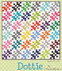 392 best Precut Quilts images on Pinterest | Quilt block patterns ... & This Moda project sheet/pattern has instructions for the X quilt top!  FABRIC REQUIREMENTS: 1 Dottie Jelly Roll 1 Bella Solid (white) Jelly Roll  for the ... Adamdwight.com