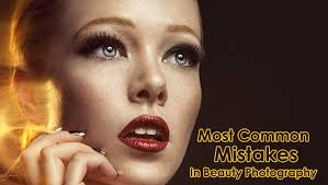 9 most mon beauty photography mistakes