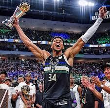 Το Αφηρημένο Blog: NBA: Με ηγέτη τον Αντετοκούνμπο πρωταθλητές οι Μπακς