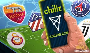 Sports Blockchain Firm Chiliz Offers Free $CHZ Tokens on Socios Platform