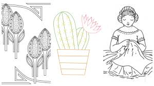 Free Hand Embroidery Patterns Classy Where To Find Free Hand Embroidery Patterns