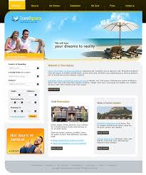 Travel Templates Travel Websites India Templates Dabeetz Com
