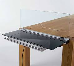 furniture that saves space. glass protected dining table furniture that saves space t