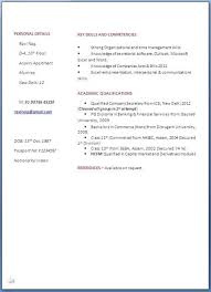 Download Company Secretary Resume Format