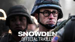 SNOWDEN Official Trailer YouTube