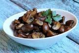balsamic sauteed mushrooms