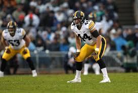 Seth Benson Football University Of Iowa Athletics