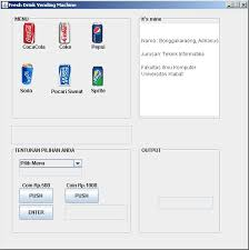 Java Vending Machine Stunning Let's Learn Together^^ Vending Machine With Java Programming