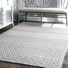 nuloom handmade geometric cotton area rug runner moroccan bodrum rzbd16a