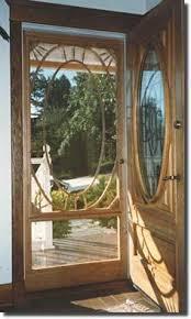 front door screensVictorian Screen  Storm Doors  YesterYears Vintage Doors