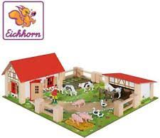 toy farm buildings ebay