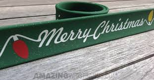 <b>Merry Christmas</b> Slap <b>Bands</b> With Glitter Effect | Wishes for friends ...