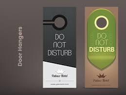 Design Door Hanger Custom Design Inspiration