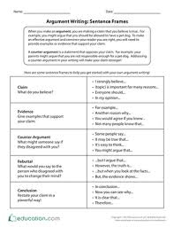 Argument And Persuasion Essay Examples Example Of A Counter Argument In Persuasive Essay Www