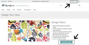 Create A Poster In Powerpoint How To Print Fabric Posters At Spoonflower With Powerpoint