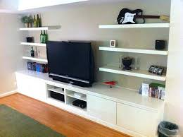 entertainment center with floating shelves wall units surprising wall shelf entertainment center floating shelves entertainment center