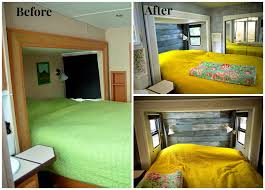 FIVE FIFTH WHEEL REMODELS YOU DON'T WANT TO MISS Go RVing Gorgeous Shipping Furniture Across Country Remodelling