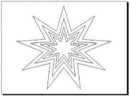 Template For A Star Free Large Star Template Printable For Kids Youtube