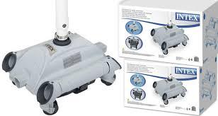intex above ground swimming pool. INTEX Automatic Above Ground Swimming Pool Vacuum Cleaner Review Intex N