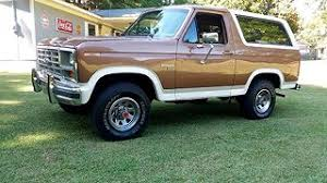 1985 Ford Bronco Sport Mpg, Ford Bronco