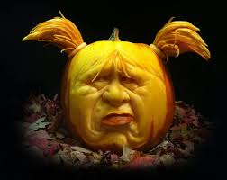 Cool Pumpkin Faces A Cut Above The Rest Look At These Creative Pumpkin Carvings