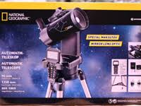 <b>Bresser National Geographic</b> 90/1250 GOTO – обзор <b>телескопа</b>