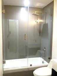 stunning bathtub shower doors frameless bathtub doors tub shower door vs framed frameless sliding bath shower