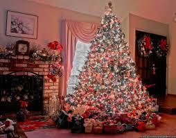 Happy Family Singing Carols Front Christmas Stock Vector 323732177 At Home Christmas Tree