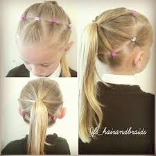 Hair For Little Girl Ucesy Zapletané Vlasy účesy A Vrkoče
