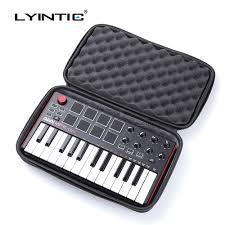 Akai professional provides the best keyboards and keyboard controllers in the industry including the top selling mpk mini. New Travel Case For Akai Professional Mpk Mini Mkii Mpk Mini Play 25 Key Ultra Portable Usb Midi Drum Pad Keyboard Controller Bags Aliexpress