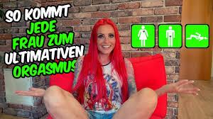 Lexy Roxx so kommt jede Frau zum ultimativen Orgasmus YouTube