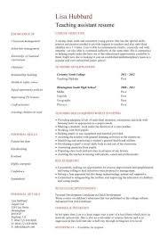 Preschool Teacher Assistant Resume teacher assistant resume geminifmtk 96