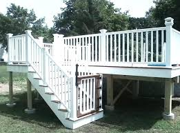composite deck material reviews outdoor garden inspiring decking ideas with white