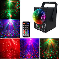Chauvet Rgb Color Chart Details About 18w Led Rgb Stage Projector Light Lamp Dj Club Disco Party With Remote Control