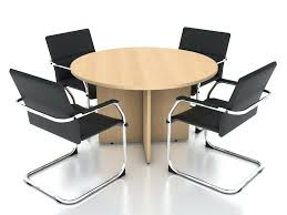 office table and chairs round office table office table chair set