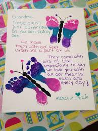 birthday presents for mom from daughter 52 best crafts we have made images on fingerprint