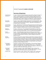 7 Resume Statement Examples Self Introduce